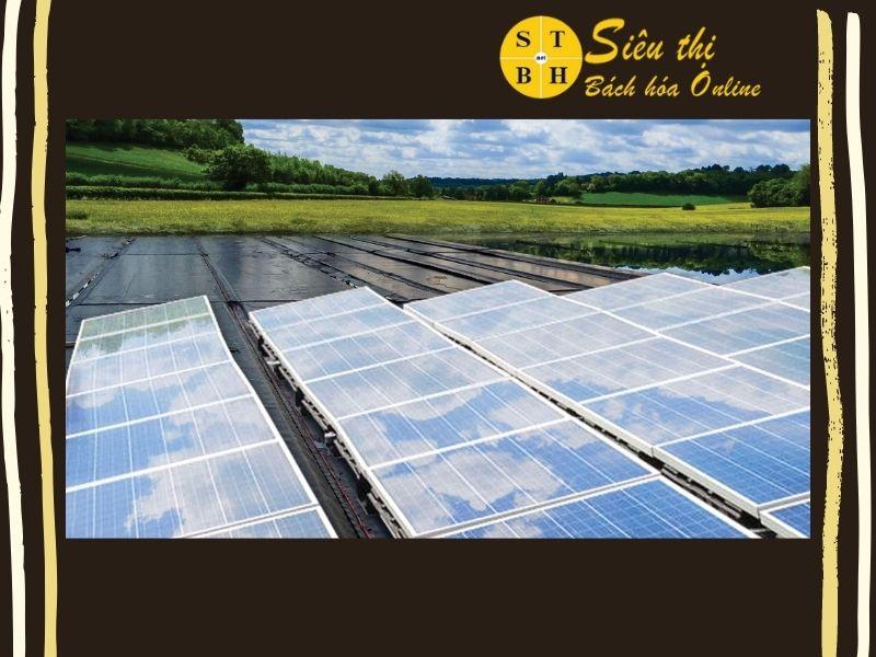 Điện mặt trời nổi trên nước hoạt động như thế nào?