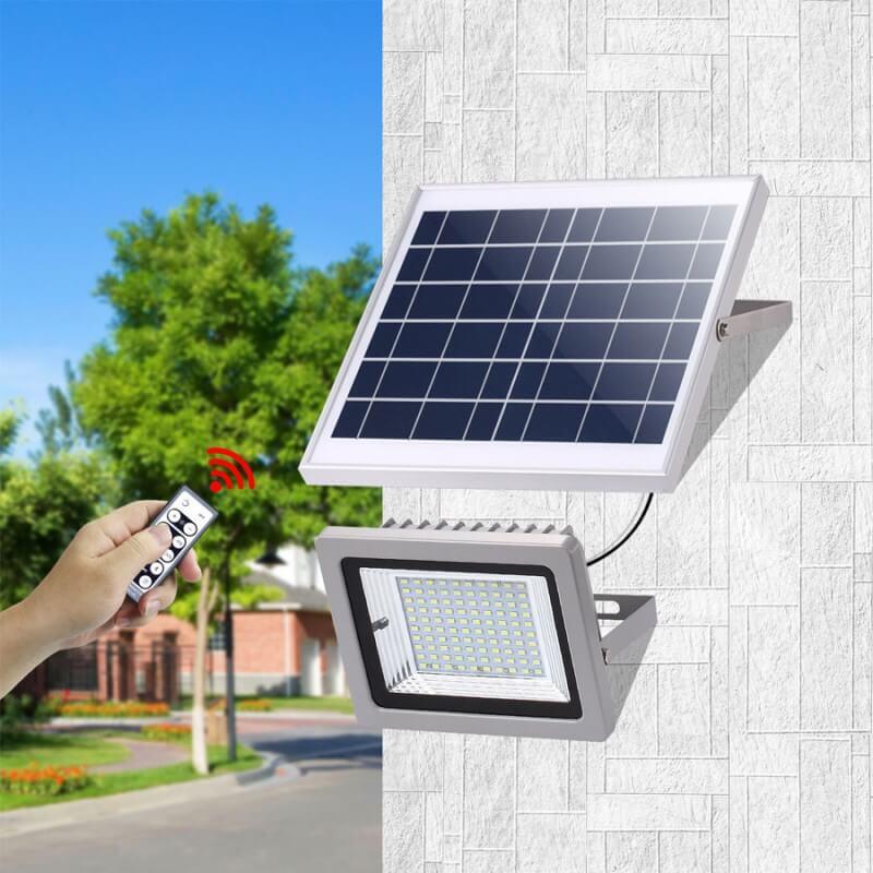 Thông tin đèn pha năng lượng mặt trời