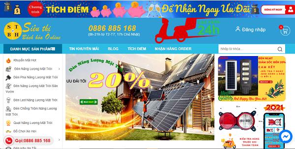 Tìm mua đèn pha xe tải tại Siêu Thị Bách Hóa Online.