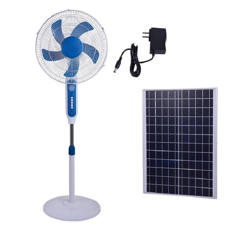 Quạt năng lượng mặt trời là gì