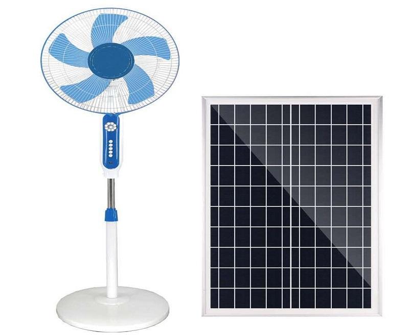 Ưu điểm quạt năng lượng mặt trời