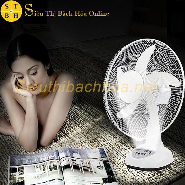 Quạt Năng Lượng Mặt Trời Giá Rẻ Tại TPHCM 18W