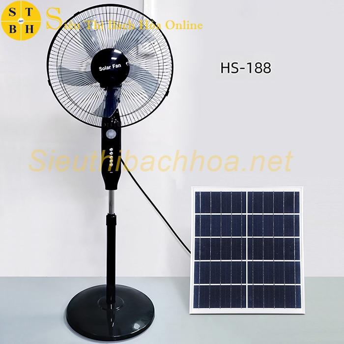 Quạt Năng Lượng Mặt Trời HS - 188