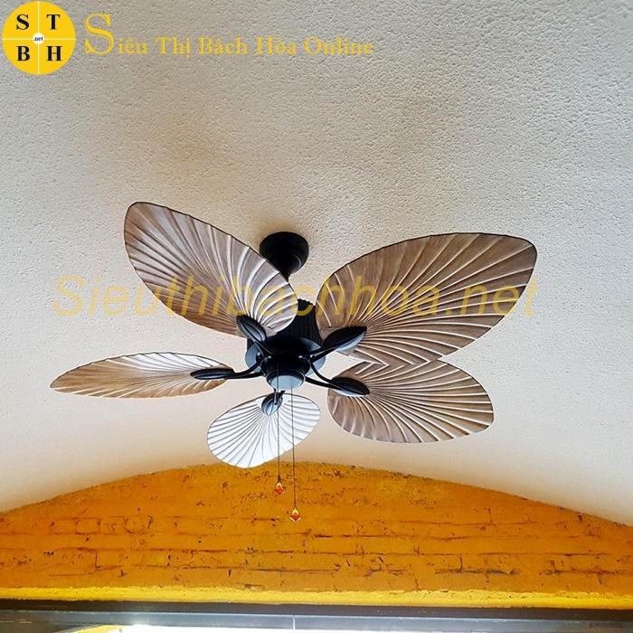 Quạt Trần Đèn Không Đèn ĐQ-TT05