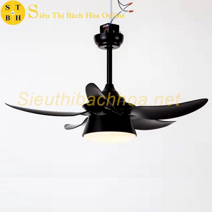 Quạt Trần Đèn Cánh Nhựa ĐQ-DC05