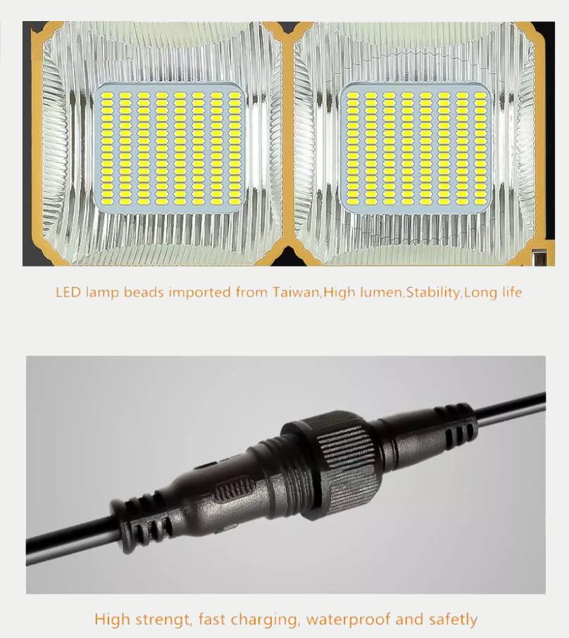 Đèn pha năng lượng mặt trời 60w T-R200/N